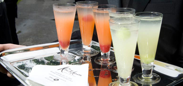Ravinia Dining drinks